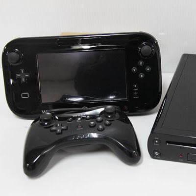 任天堂|WiiU プレミアムセット黒 | 中古買取価格:13,000円