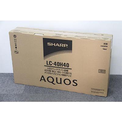 SHARP | AQUOS LC-40H40 | 中古買取価格:33,000円