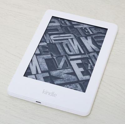 Amazon | Kindle Wi-Fi 4GB WP63GW 第7世代 ホワイト | 中古買取価格:1,000円