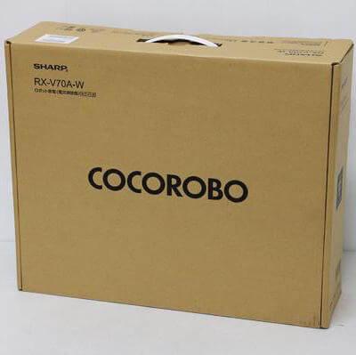 SHARP | COCOROBO  RX-V70A-W | 中古買取価格:9,500円
