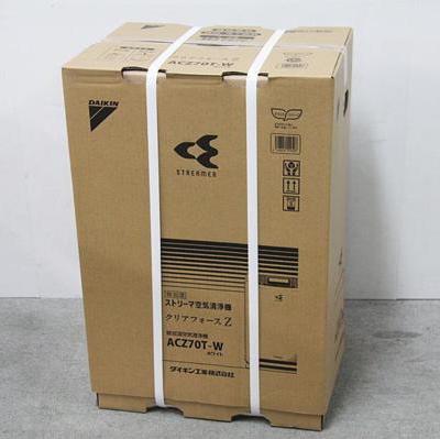 DAIKIN(ダイキン) クリアフォースZ ACZ70T-W|中古買取価格:48,000円