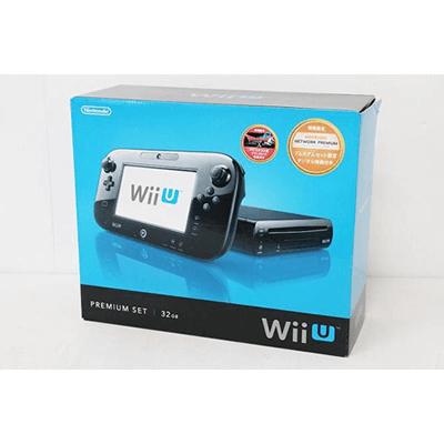 任天堂Wii U プレミアムセット 32GB 黒 | 新品買取価格 24,000円