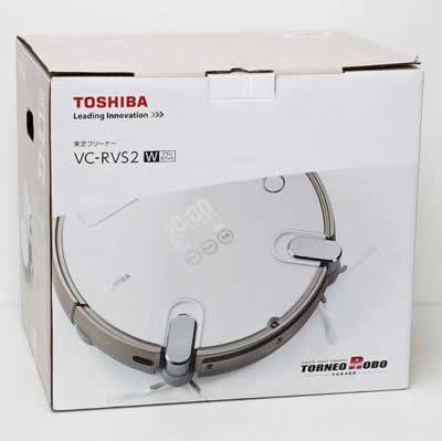 TOSHIBA 東芝クリーナー VC-RVS2(W)   中古買取価格:48,000円