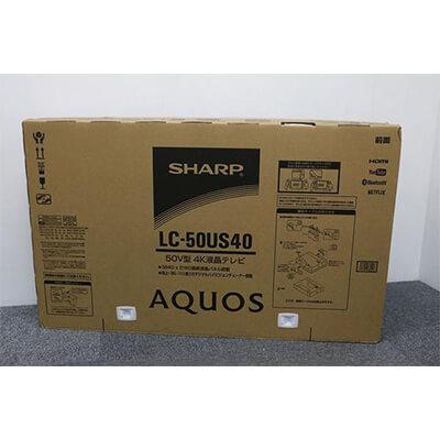 SHARP | LC-50US40 | 中古買取価格:100,000円