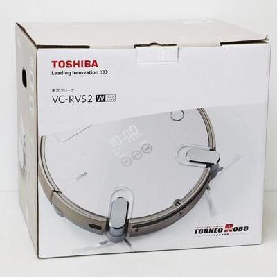 TOSHIBA東芝クリーナーVC-RVS2(W) | 中古買取価格:48,000円